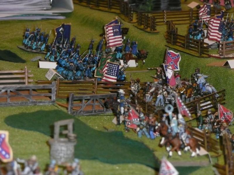 campagne Gettysburg - automne 2011 - 2e combat à Seminary ridge P1060056