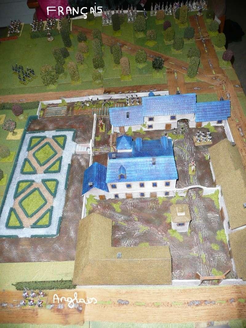 1ers assauts sur Hougomont décembre 2011 P1060122