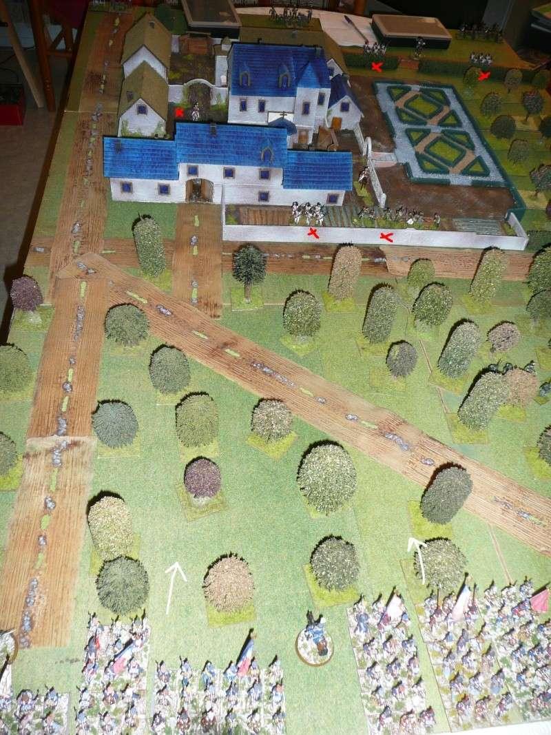 1ers assauts sur Hougomont décembre 2011 P1060124
