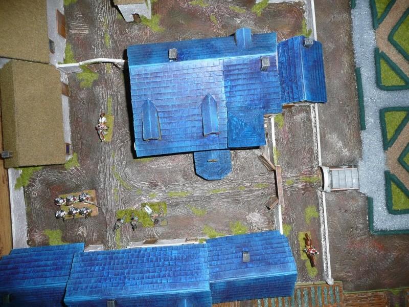 1ers assauts sur Hougomont décembre 2011 P1060126
