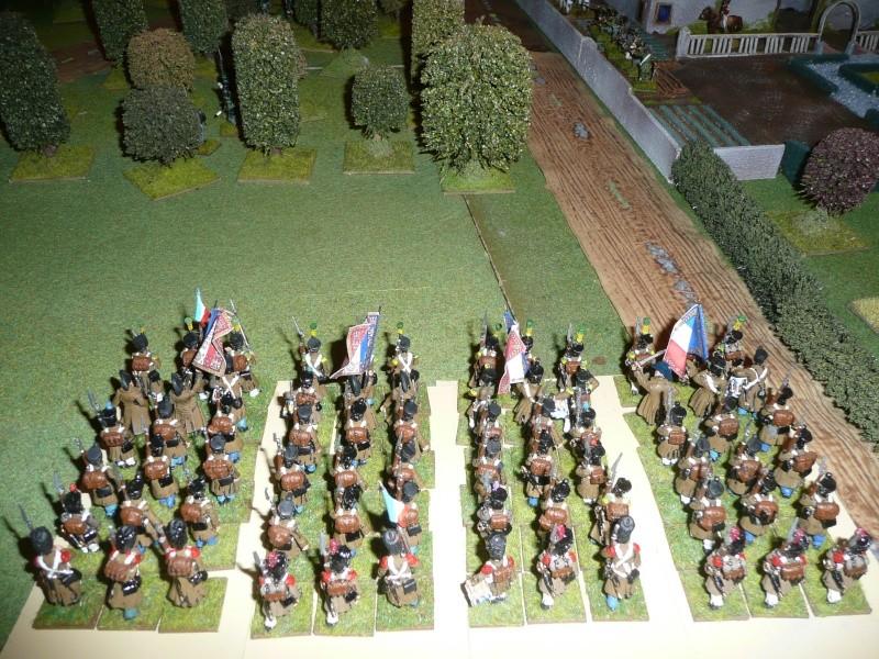 1ers assauts sur Hougomont décembre 2011 P1060127