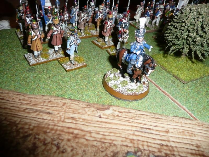 1ers assauts sur Hougomont décembre 2011 P1060128