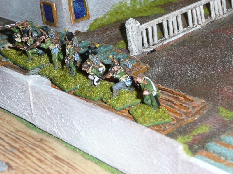 1ers assauts sur Hougomont décembre 2011 P1060130