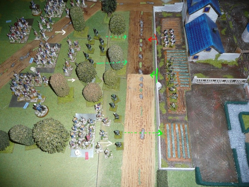 1ers assauts sur Hougomont décembre 2011 P1060133