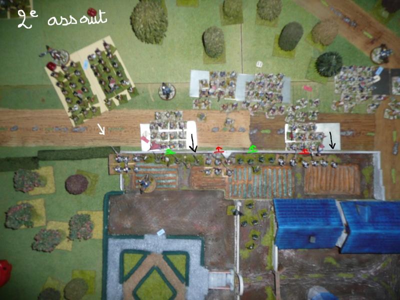1ers assauts sur Hougomont décembre 2011 P1060139