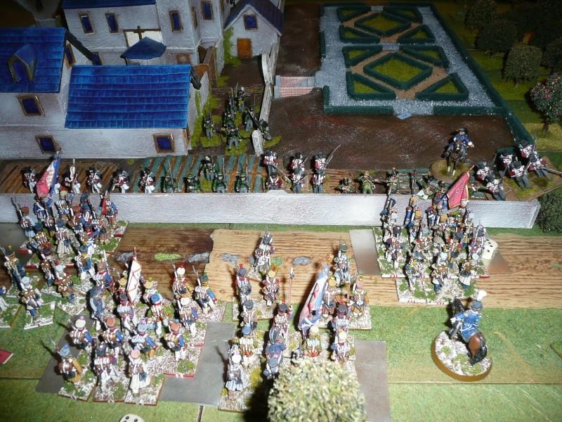 1ers assauts sur Hougomont décembre 2011 P1060140