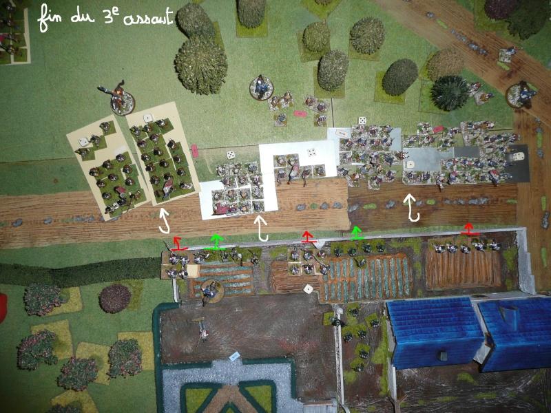 1ers assauts sur Hougomont décembre 2011 P1060142