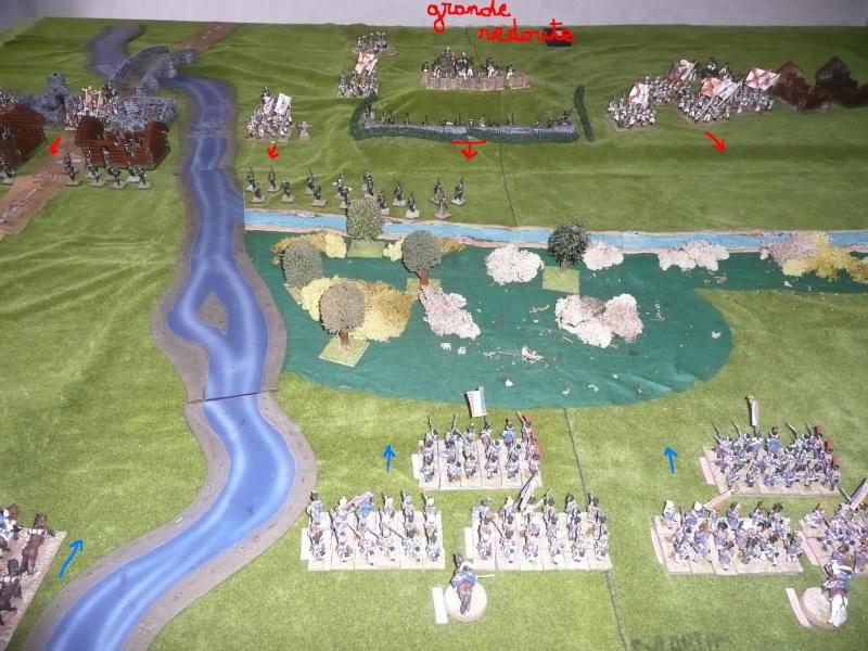 Bicentenaire de la Campagne 1812 - Entrainement pour Borodino la Moskowa P1060850