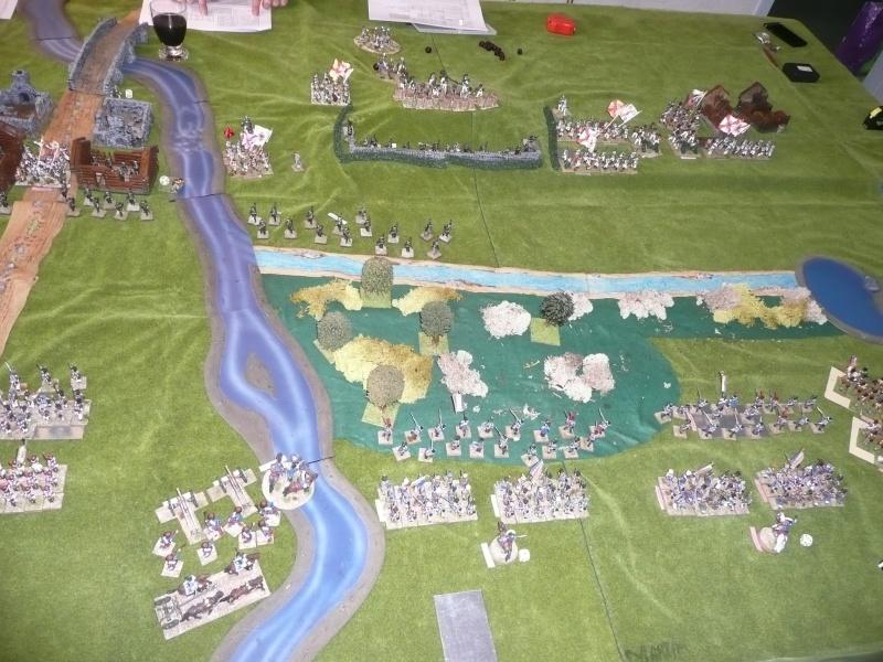 Bicentenaire de la Campagne 1812 - Entrainement pour Borodino la Moskowa P1060855