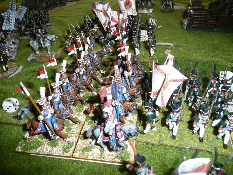 Bicentenaire de la Campagne 1812 - Entrainement pour Borodino la Moskowa P1060866