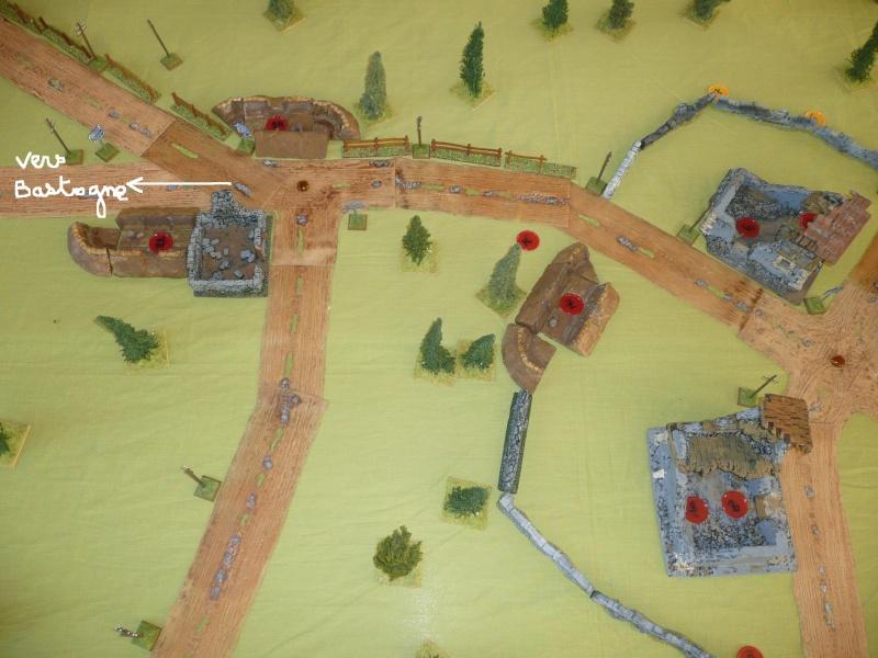Sur la route de Bastogne, scénario déc 2012 P1070810