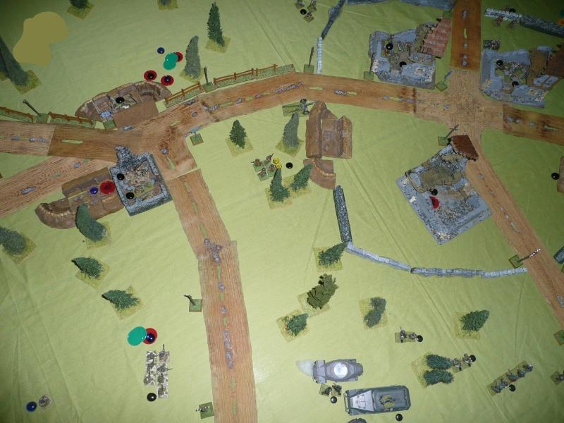 Sur la route de Bastogne, scénario déc 2012 P1070813