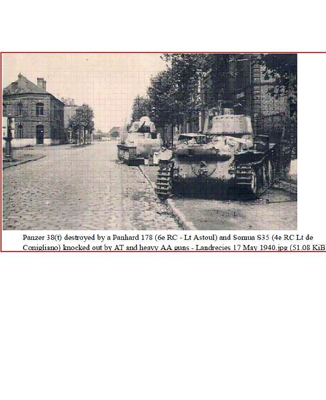 Les combats de Landrecies 17 mai 1940 Photol10