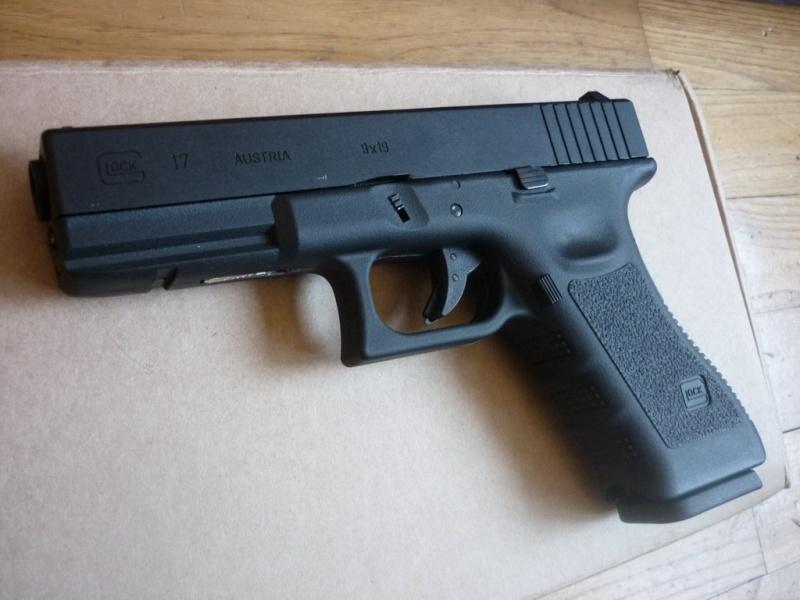 [HK3P] Glock 17 GBB Glock110