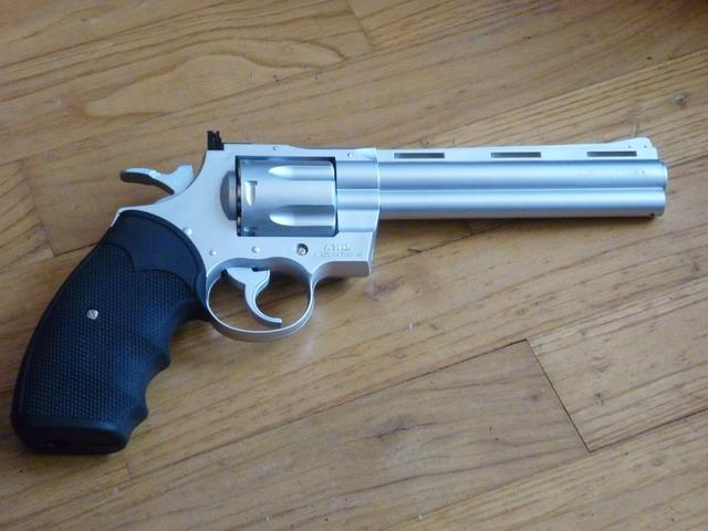"[KWC] Colt Python 6"" P1000816"
