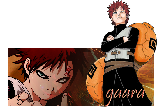 Gallerie de Johnny-Boy  Gaara_11