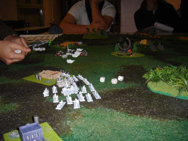 Epic Day - Invasion Xenos aux Astartes Dijonnais. Dsc04631