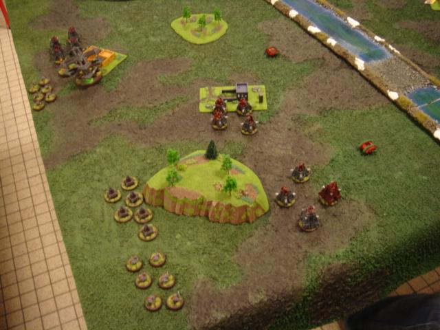 Epic Day - Invasion Xenos aux Astartes Dijonnais. Dsc04640