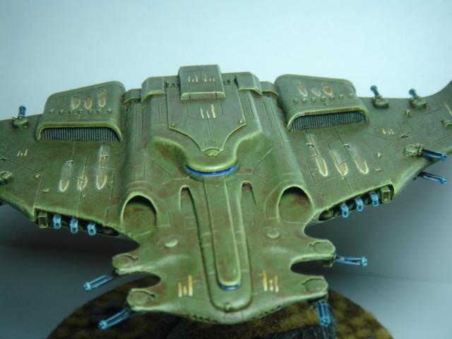 [VENTE] Empire Tau Manta (Forge World). Photos28