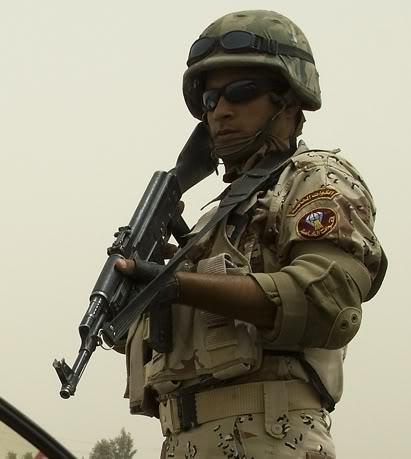 """Airborne"" patches of Iraqi Army 01iraq10"