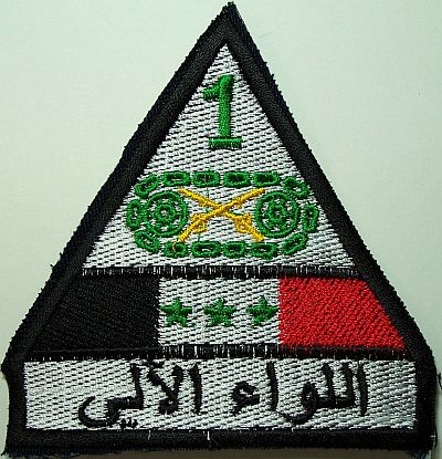 Iraqi Special Operations Patch 100_0610