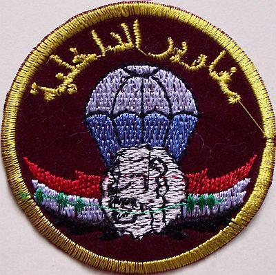 Iraqi Airborne Uniform ~ Chocholate Chip Uniform 100_1010