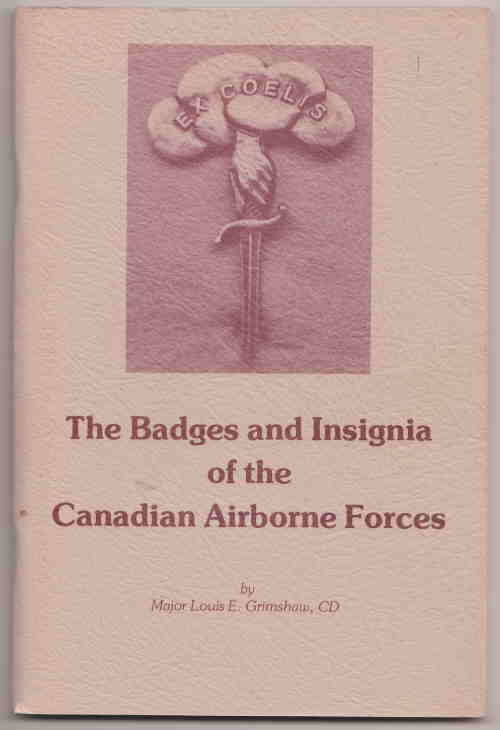 Canadian Para wings and patches help required. Canada12