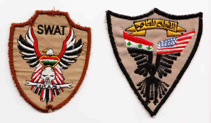 Iraqi Special Operations Patch Iraqis10