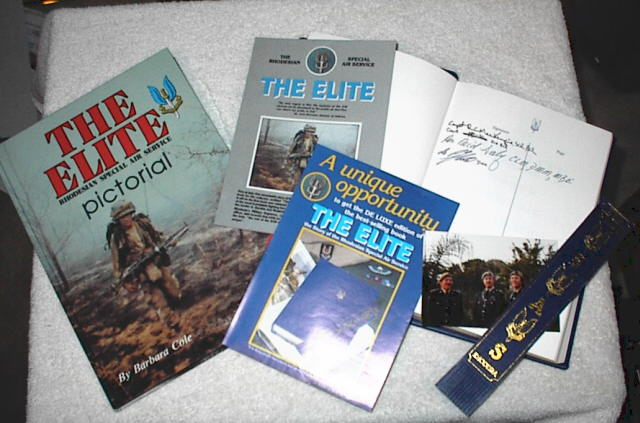 The Elite and Elite Pictorial: story of the Rhodesian SAS Rhod_e10