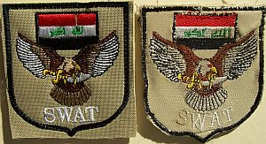 Iraqi SWAT patches Swat_310