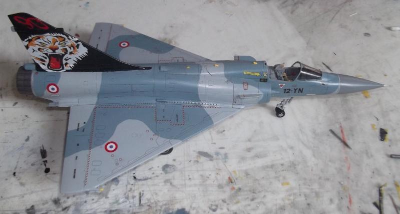 Mirage 2000C 12-YN 90 Ans SPA 162 Juin 2008 - Page 4 Mirage63