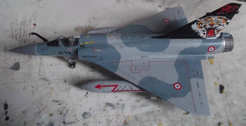 Mirage 2000C 12-YN 90 Ans SPA 162 Juin 2008 - Page 4 Mirage68