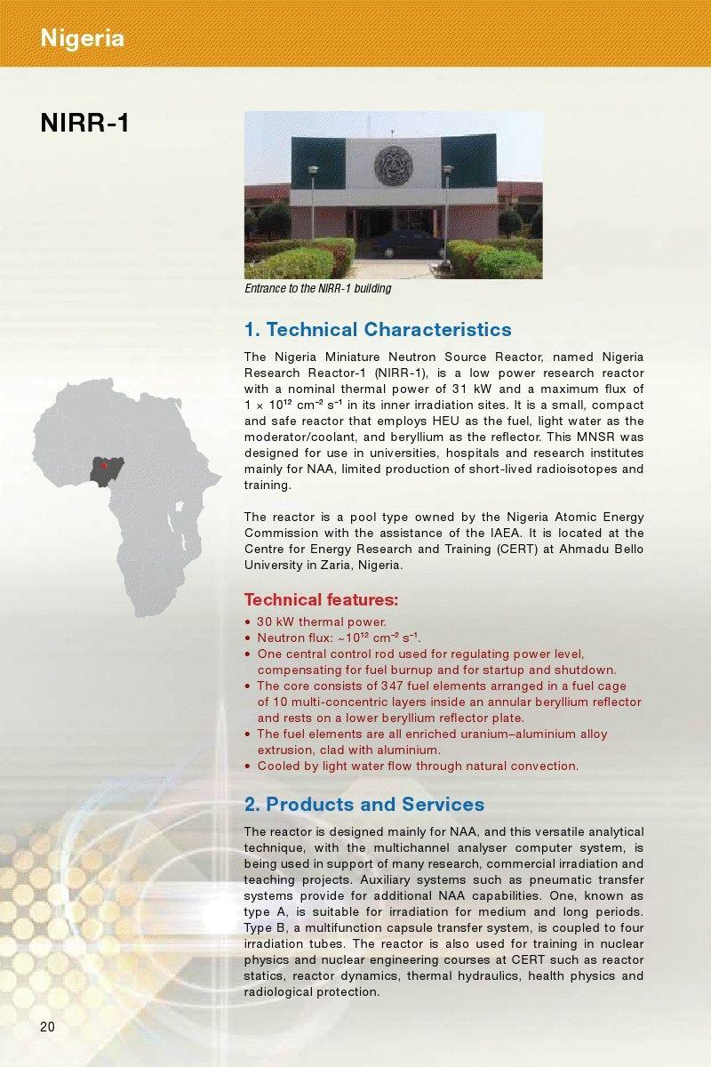 المفاعلات النووية وتوزيعها على مستوى العالم... - صفحة 2 2010