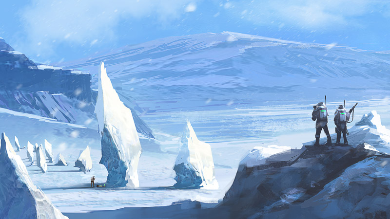 Ice Valley Hoth510