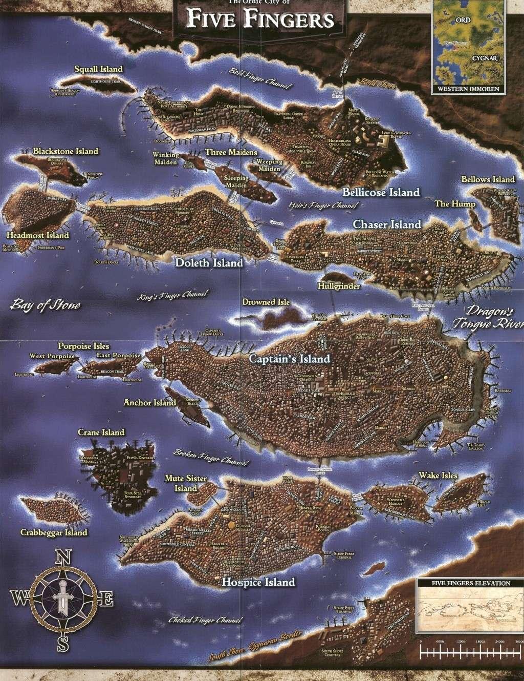 IRON KINGDOMS Fivefi11