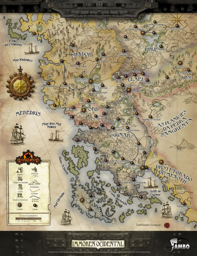 IRON KINGDOMS Mapaim10