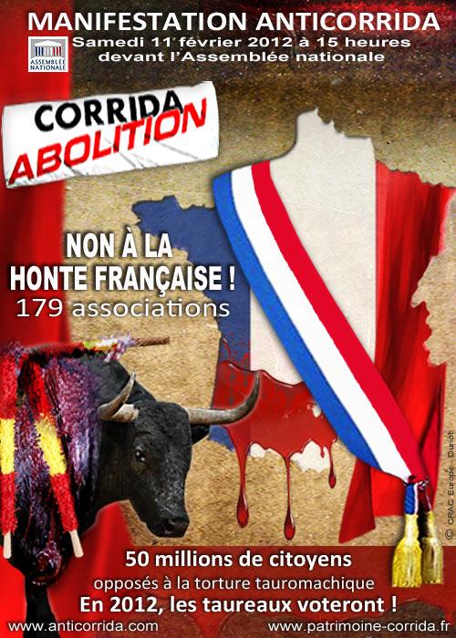 Grande manif nationale : 11 Février 2012 - Le CRAC Corrid10