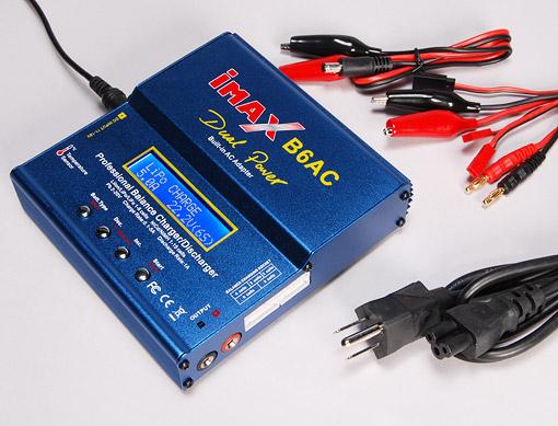 Achat chargeur et batterie NiMh Imaxba10