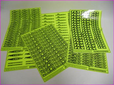 Des autocollant et stickers personnalisés  Marque10