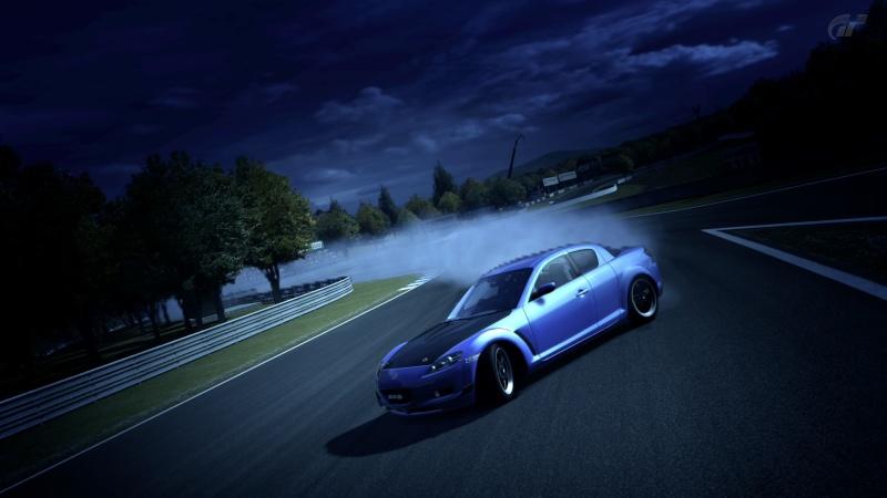 Gran Turismo 5 sur PS3 =) Autumn10