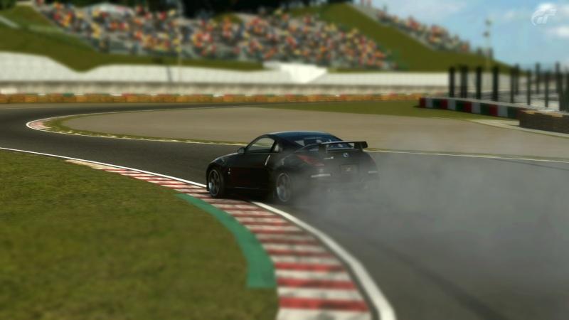 Gran Turismo 5 sur PS3 =) Suzuka10