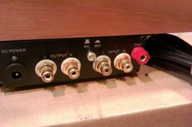 amari turn table LP-10 (SOLD) A112