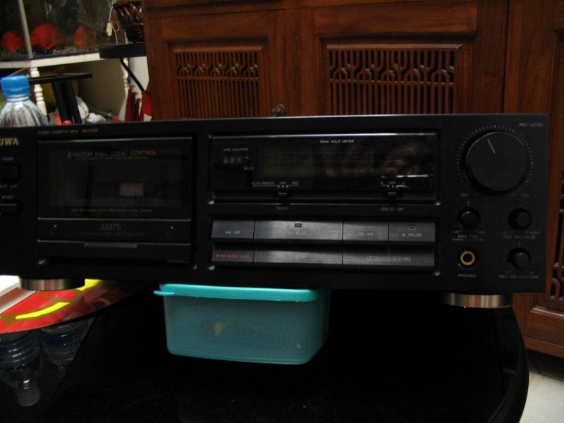 Aiwa ADF400 tape deck Img_1115