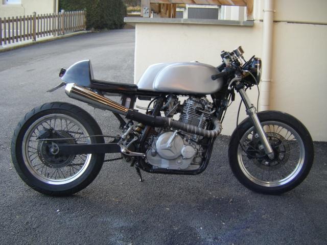 Suzuki 750 DR Cafe Racer Dscf3017