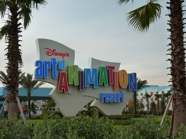 [Walt Disney World Resort] Disney's Art of Animation Resort (2012) - Page 6 P1010411