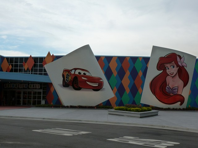 [Walt Disney World Resort] Disney's Art of Animation Resort (2012) - Page 6 P1010412