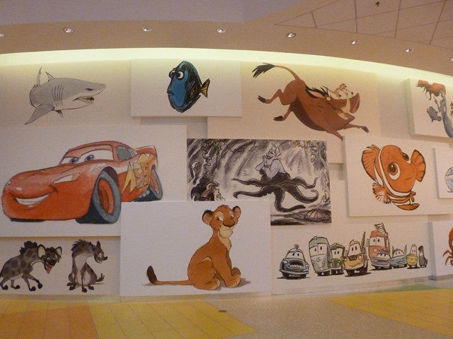 [Walt Disney World Resort] Disney's Art of Animation Resort (2012) - Page 6 P1010415