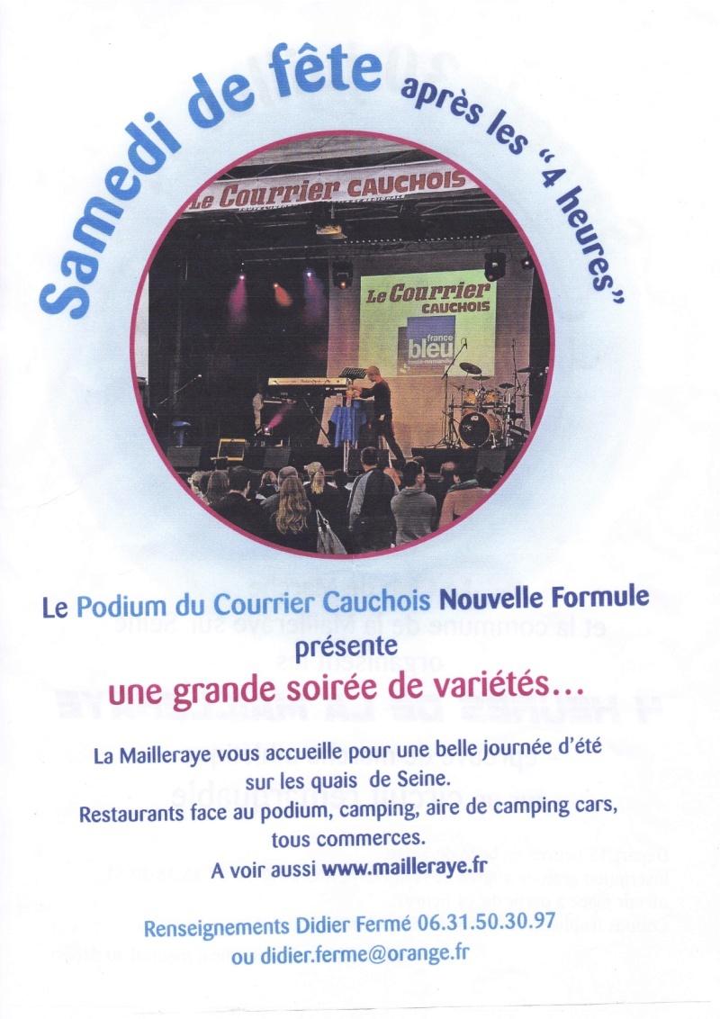 la 2ème édition des 4h de marche de La Mailleraye sur Seine 488_sa11
