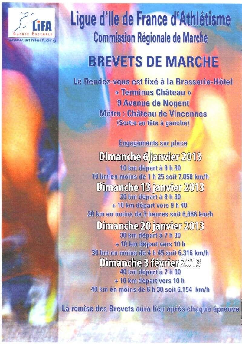 Brevets de marche de Vincennes 2013 Bretet10