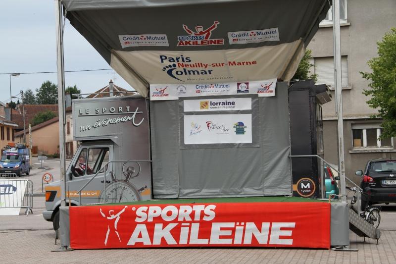 Le podium  Colmar15
